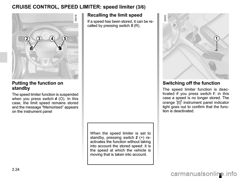 RENAULT FLUENCE 2012 1.G Owners Manual, Page 112