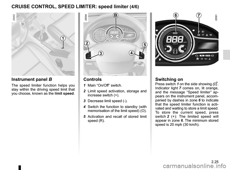 RENAULT FLUENCE 2012 1.G Owners Manual, Page 113
