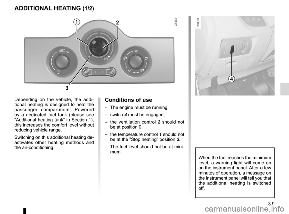 RENAULT KANGOO ZERO EMISSION 2012 X61 / 2.G Owners Manual, Page 120