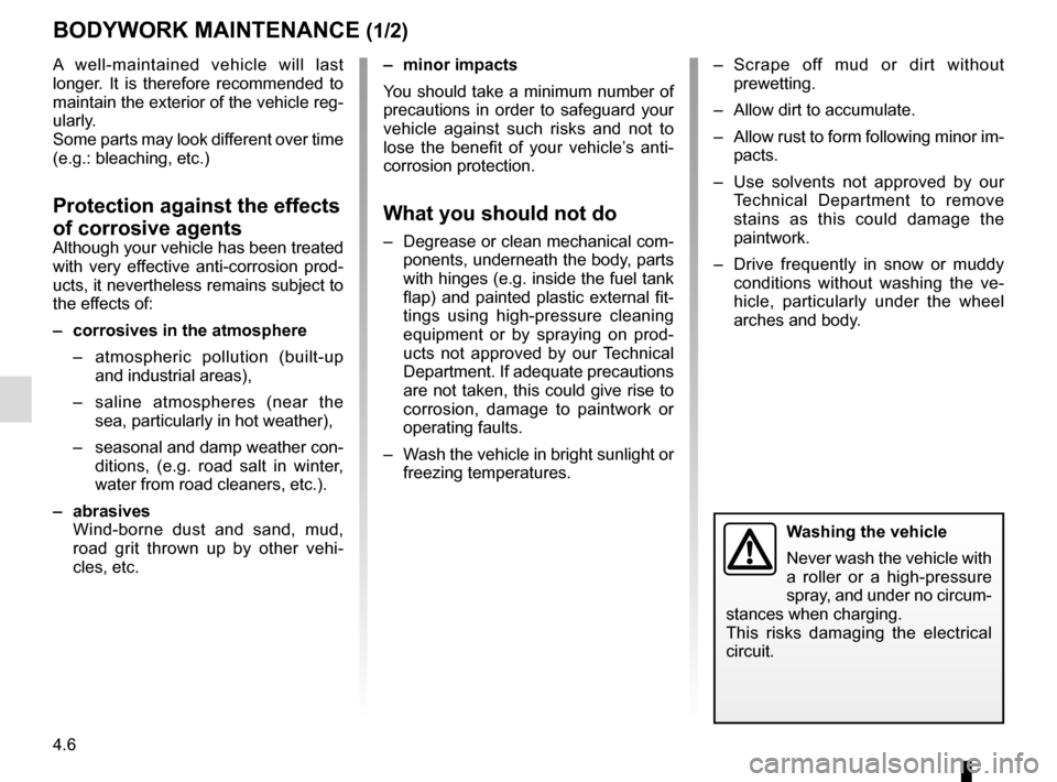 RENAULT TWIZY 2012 1.G Owners Manual, Page 70