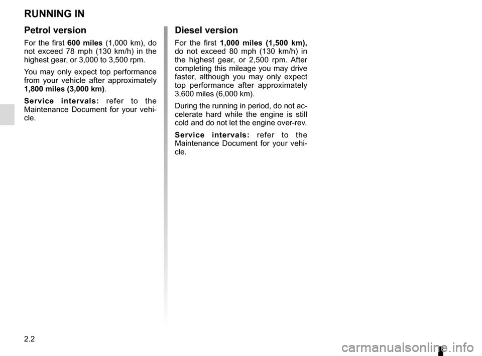 RENAULT CAPTUR 2014 1.G Owners Manual, Page 82