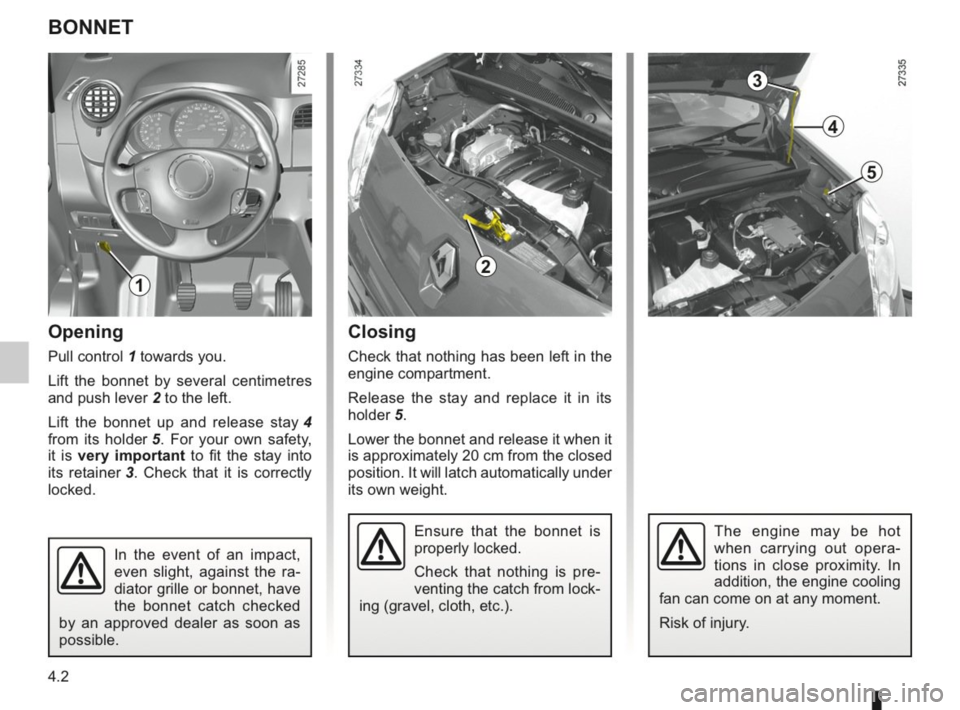 RENAULT KANGOO 2014 X61 / 2.G Owners Manual, Page 145