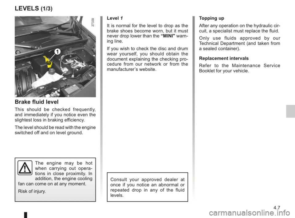 RENAULT KANGOO 2014 X61 / 2.G Owners Manual, Page 150