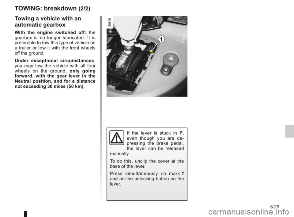 RENAULT KANGOO 2014 X61 / 2.G Owners Manual, Page 186