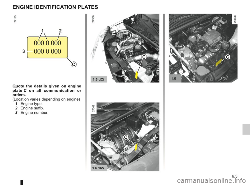 RENAULT KANGOO 2014 X61 / 2.G Owners Manual, Page 200