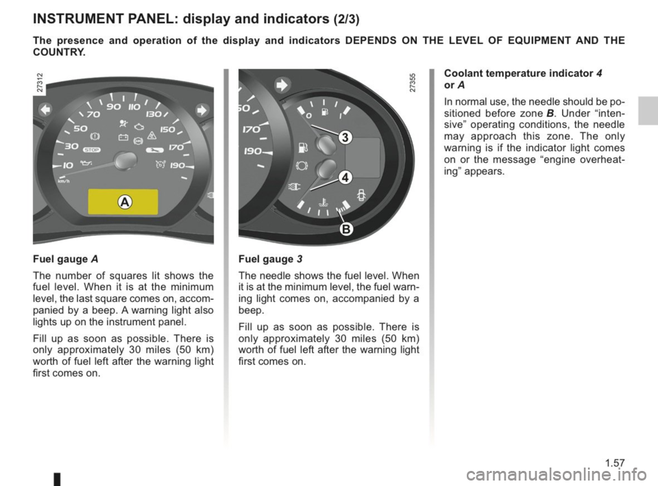RENAULT KANGOO 2014 X61 / 2.G Owners Manual, Page 62