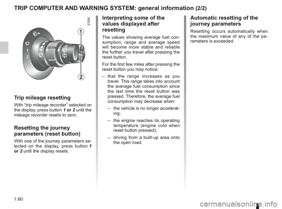 RENAULT KANGOO 2014 X61 / 2.G Owners Manual, Page 65