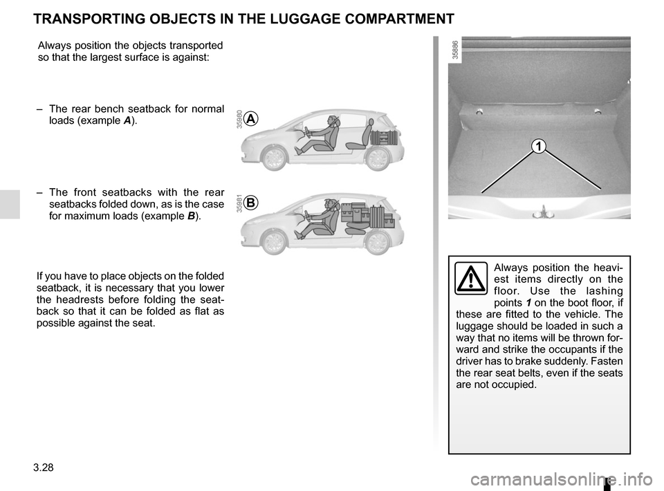 RENAULT ZOE 2014 1.G Owners Manual, Page 148