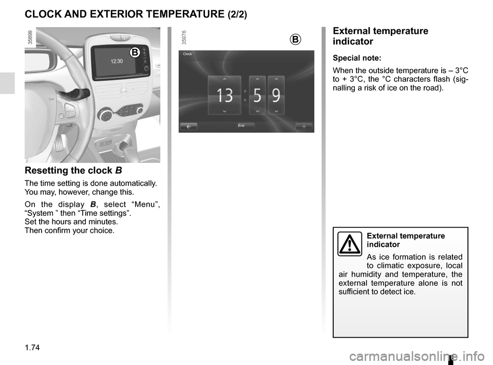 RENAULT ZOE 2014 1.G Owners Manual, Page 80
