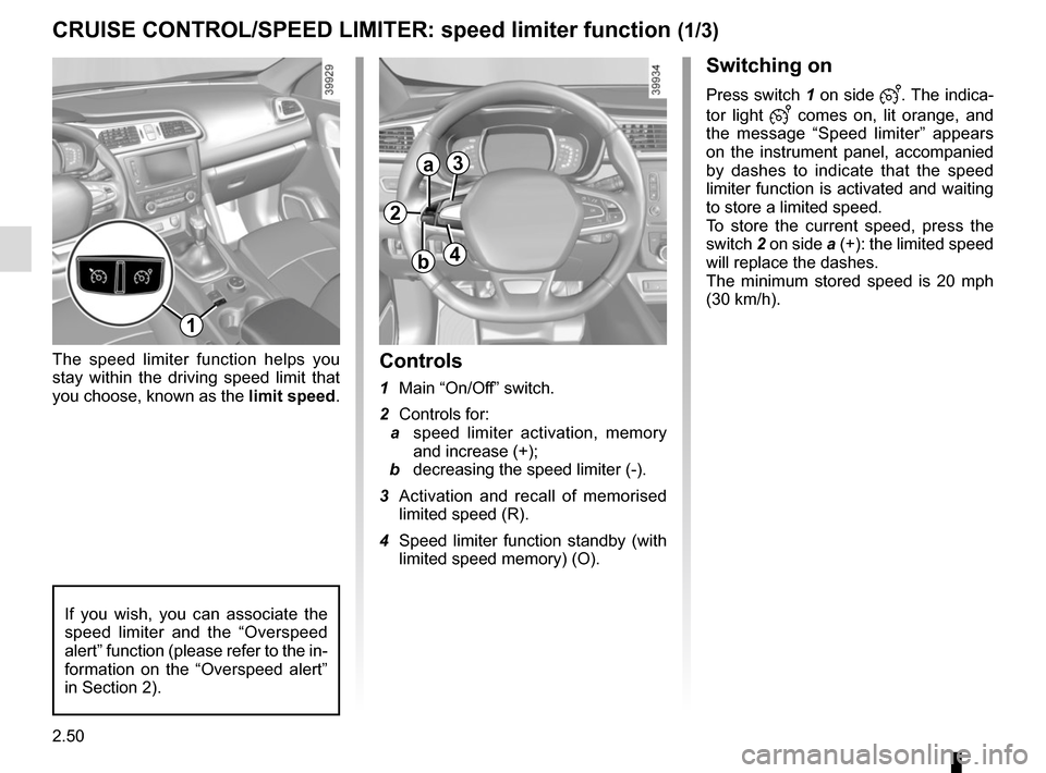 RENAULT KADJAR 2015 1.G Owners Manual, Page 154