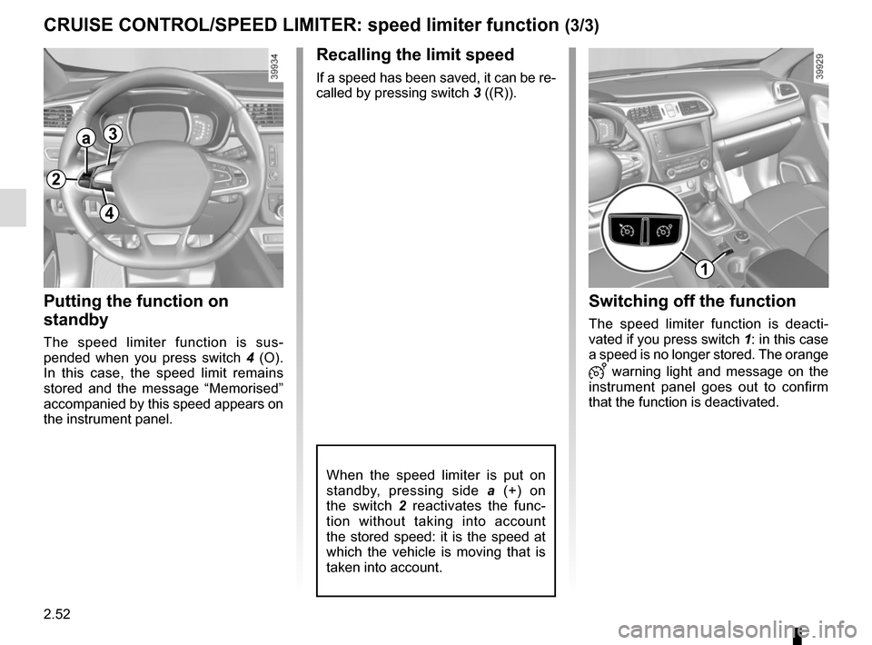 RENAULT KADJAR 2015 1.G Owners Manual, Page 156
