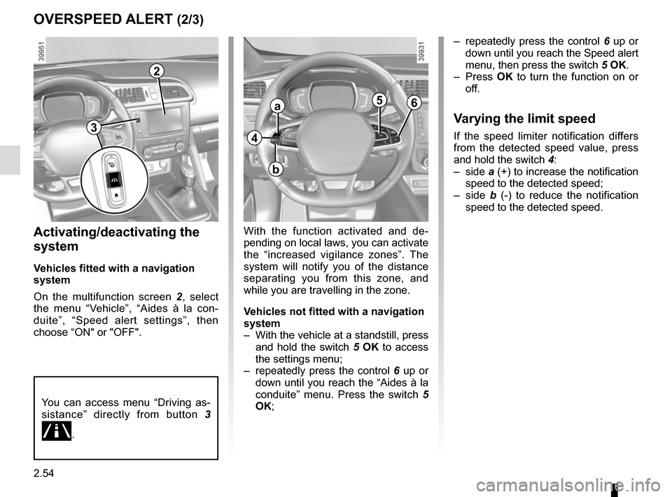 RENAULT KADJAR 2015 1.G Owners Manual, Page 158