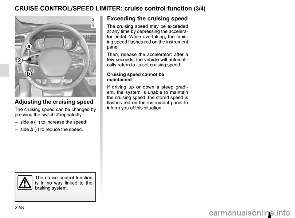 RENAULT KADJAR 2015 1.G Owners Manual, Page 162