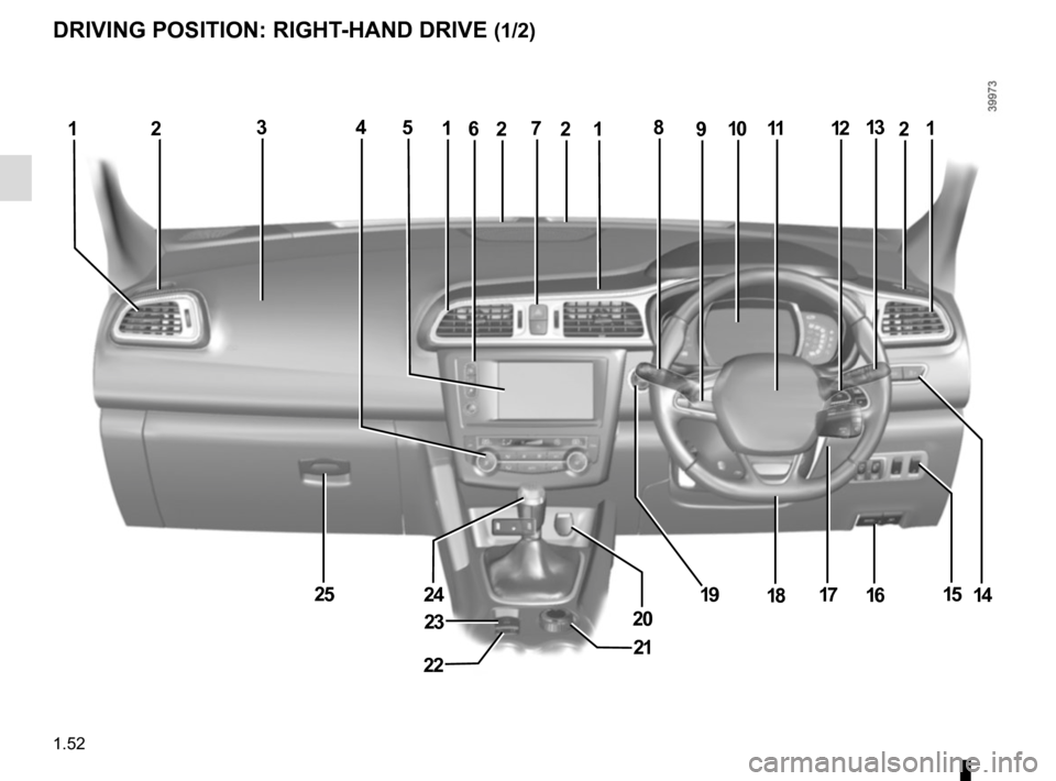 RENAULT KADJAR 2015 1.G Owners Manual, Page 58