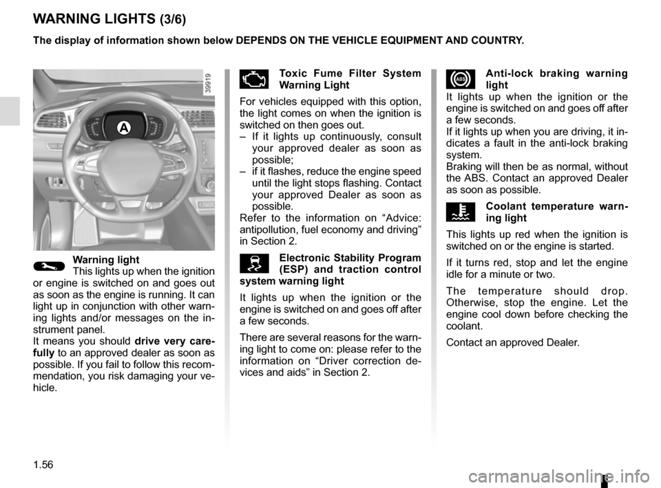 RENAULT KADJAR 2015 1.G Owners Manual, Page 62