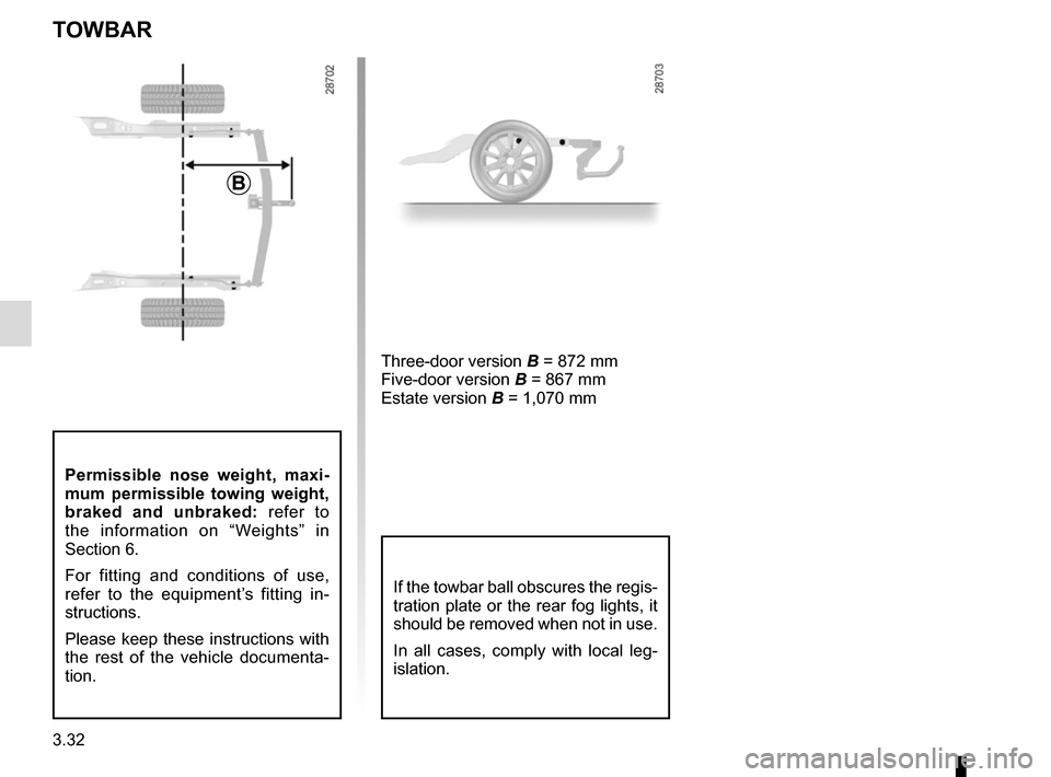 RENAULT MEGANE HATCHBACK 2015 X95 / 3.G Owners Manual, Page 172