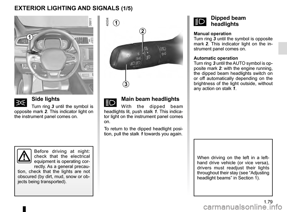 RENAULT KADJAR 2016 1.G Owners Manual, Page 85
