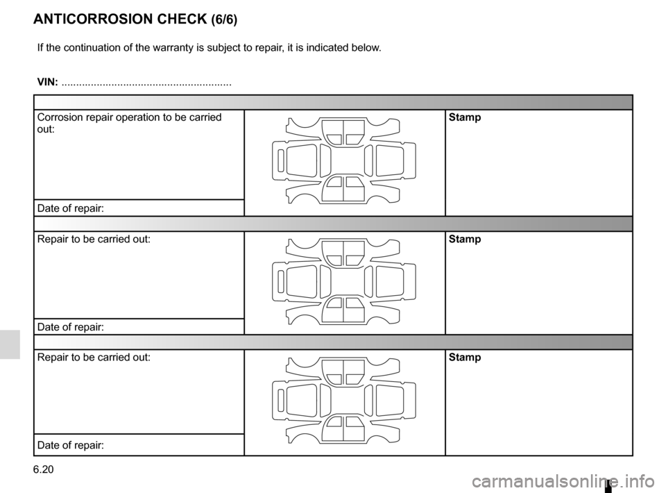 RENAULT KANGOO 2016 X61 / 2.G Owners Manual, Page 168