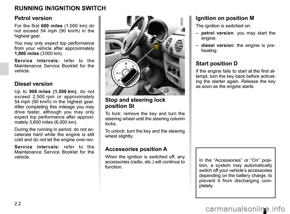 RENAULT KANGOO 2016 X61 / 2.G Owners Manual, Page 64