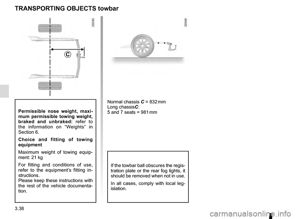 RENAULT SCENIC 2016 J95 / 3.G Owners Manual, Page 178