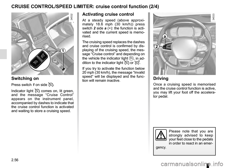 RENAULT TALISMAN 2016 1.G Owners Manual, Page 164
