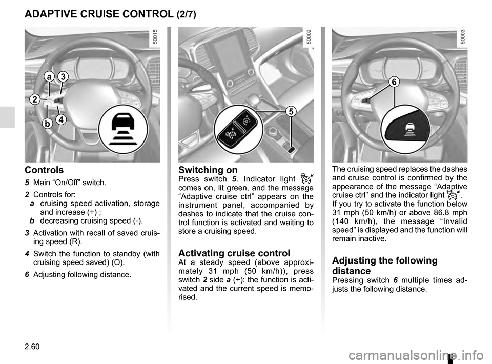 RENAULT TALISMAN 2016 1.G Owners Manual, Page 168