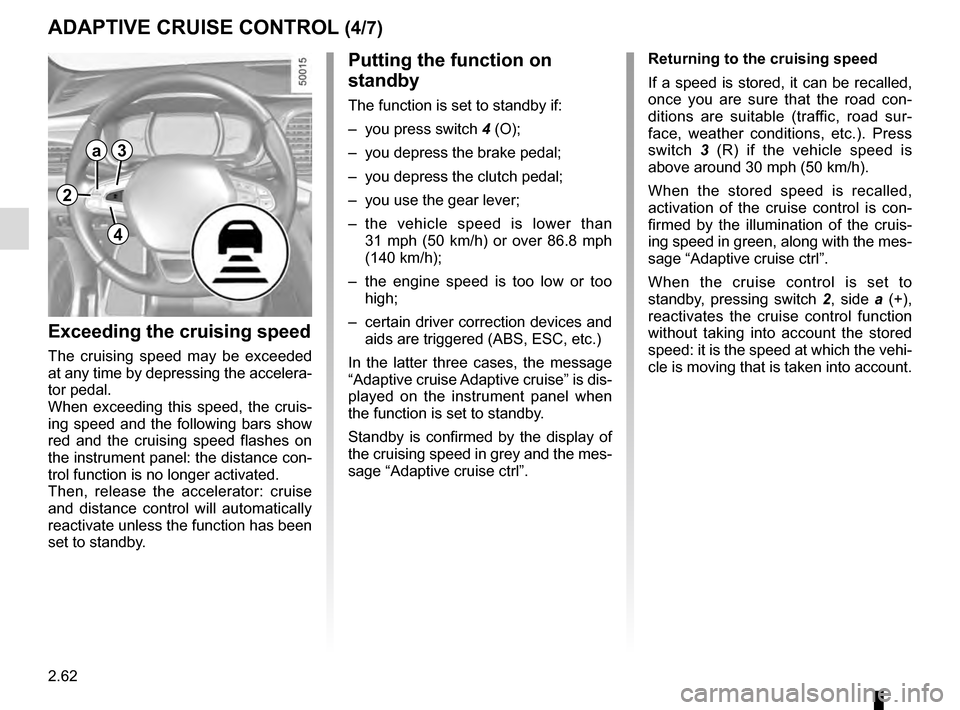 RENAULT TALISMAN 2016 1.G Owners Manual, Page 170