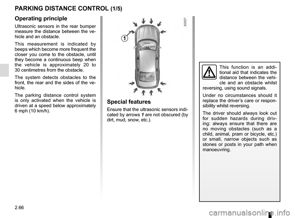 RENAULT TALISMAN 2016 1.G Owners Manual, Page 174