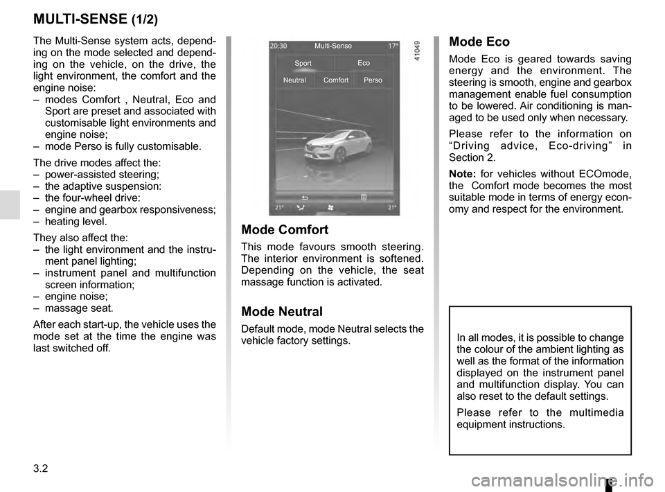 RENAULT TALISMAN 2016 1.G Owners Manual, Page 192