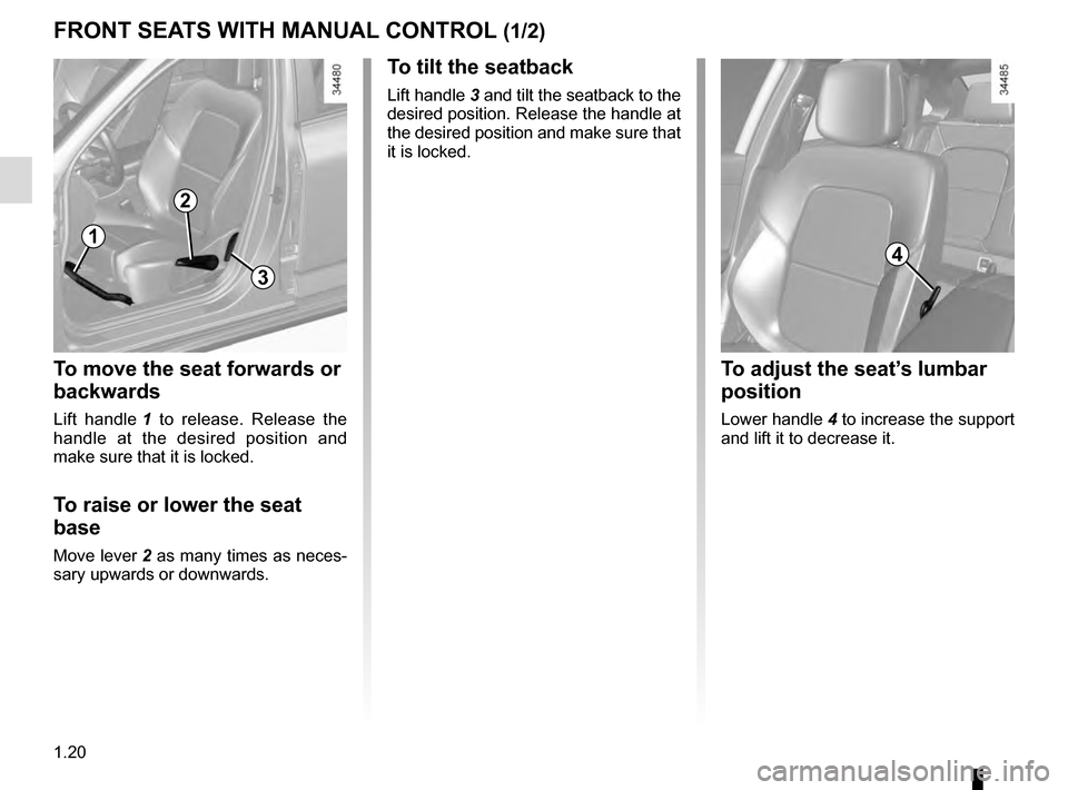 RENAULT TALISMAN 2016 1.G Owners Manual, Page 26