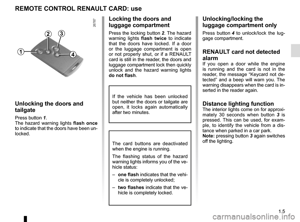 RENAULT CAPTUR 2017 1.G Owners Manual, Page 11