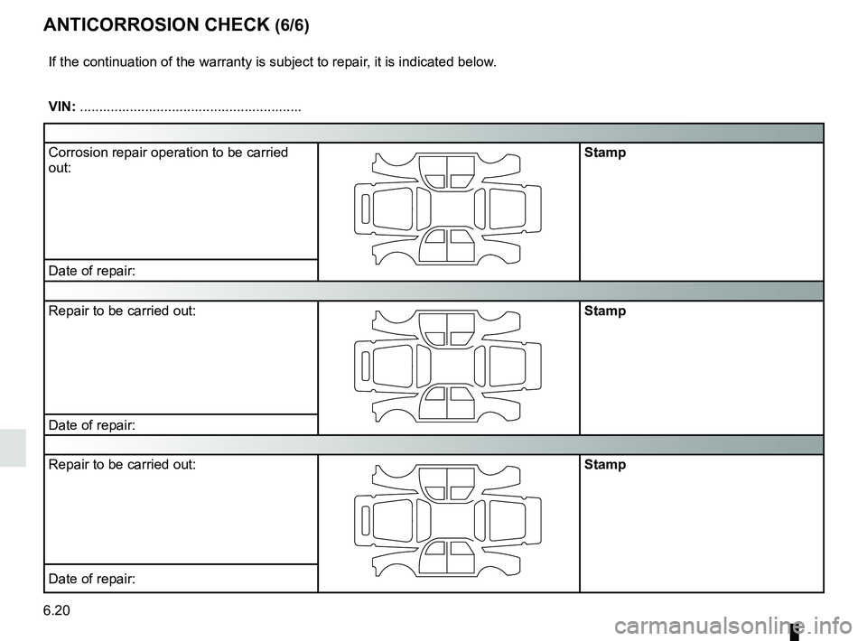 RENAULT KANGOO 2017 X61 / 2.G Owners Manual, Page 252