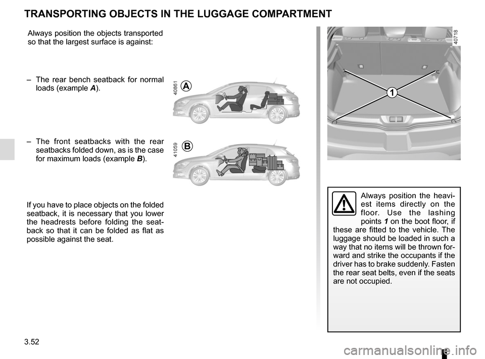 RENAULT MEGANE 2017 4.G Owners Manual, Page 246