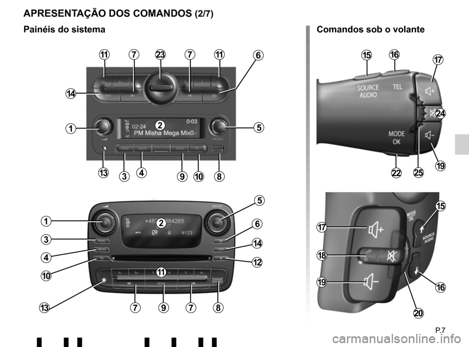 RENAULT TWINGO 2017 3.G Radio Connect R And Go User Manual, Page 127