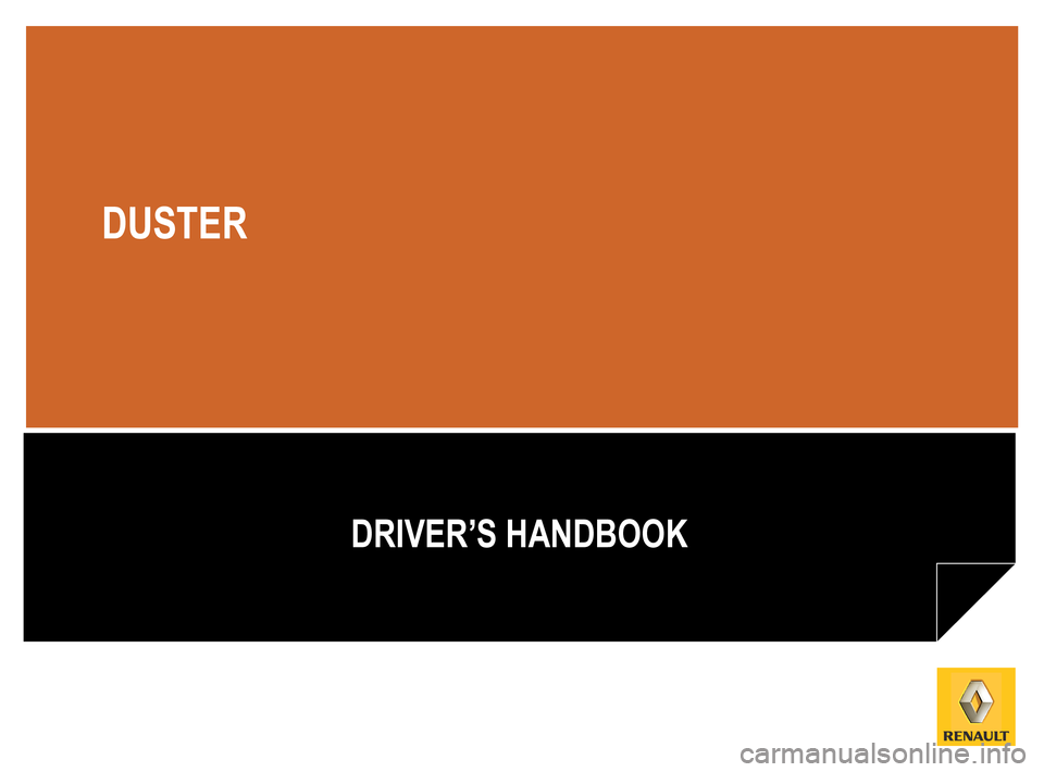 dacia duster 2012 1 g owners manual rh carmanualsonline info dacia duster user manual dacia sandero owners manual