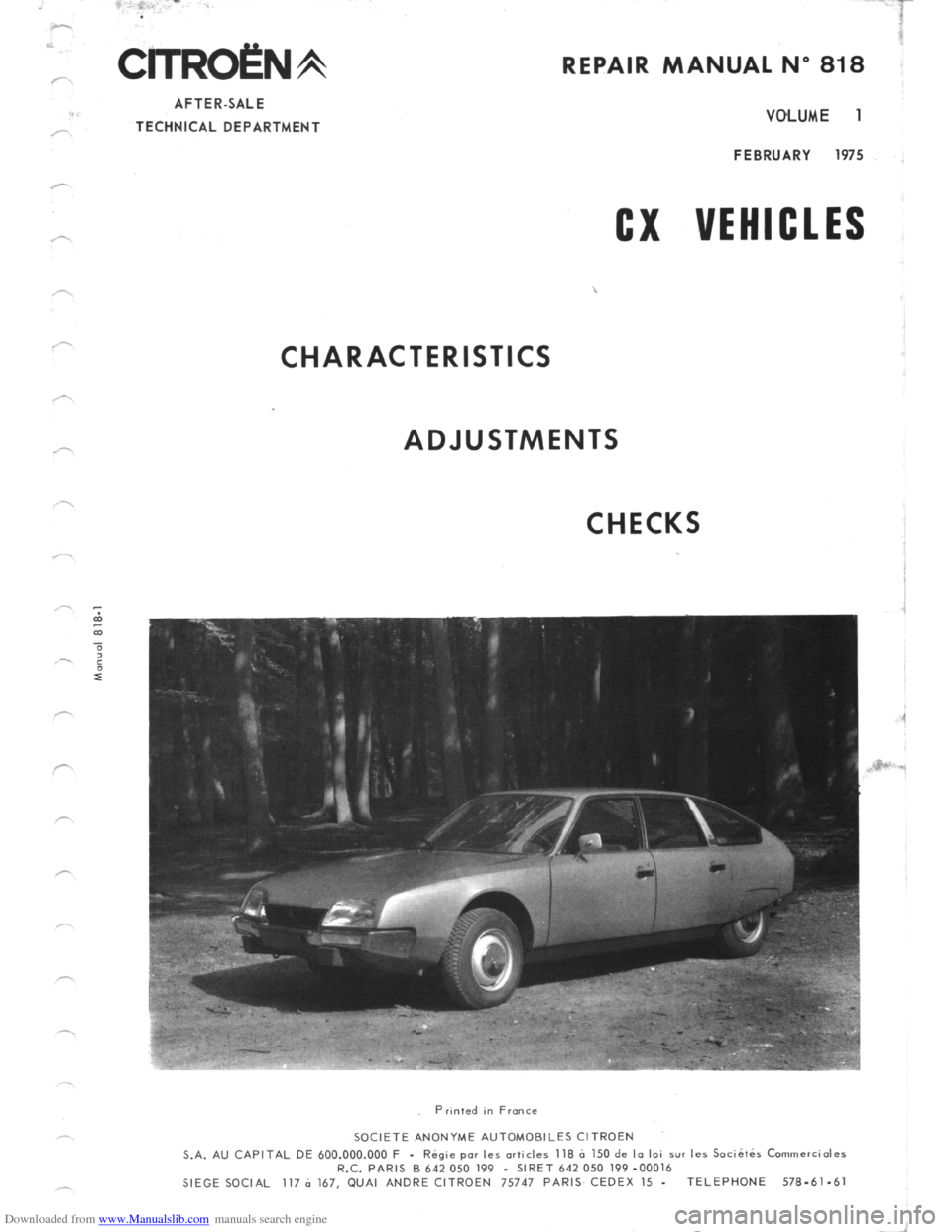 service manual 1989 citroen cx manual transmission schematic 1989 citroen cx blower motor. Black Bedroom Furniture Sets. Home Design Ideas