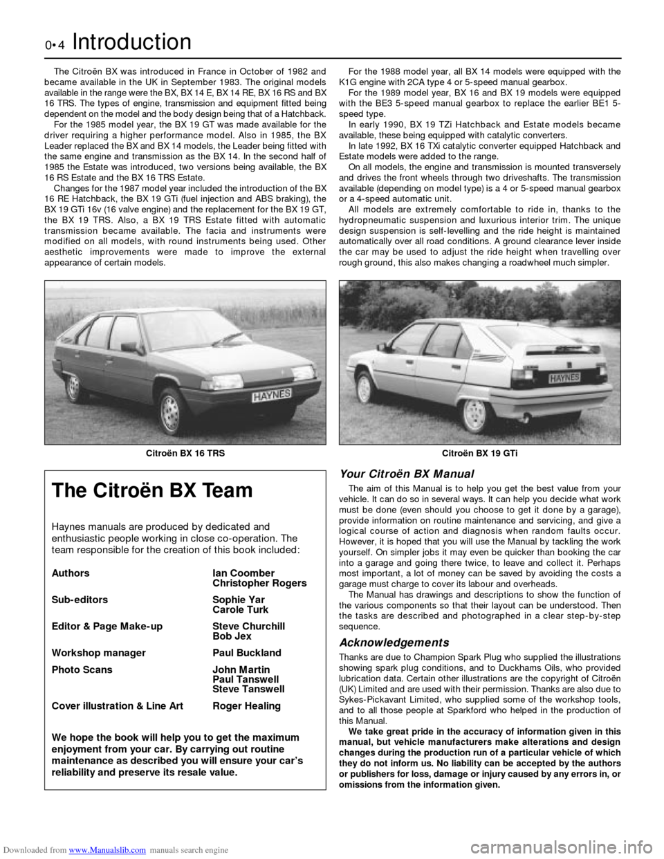 citroen bx 16 service manual open source user manual u2022 rh dramatic varieties com Citroen XM Citroen XM