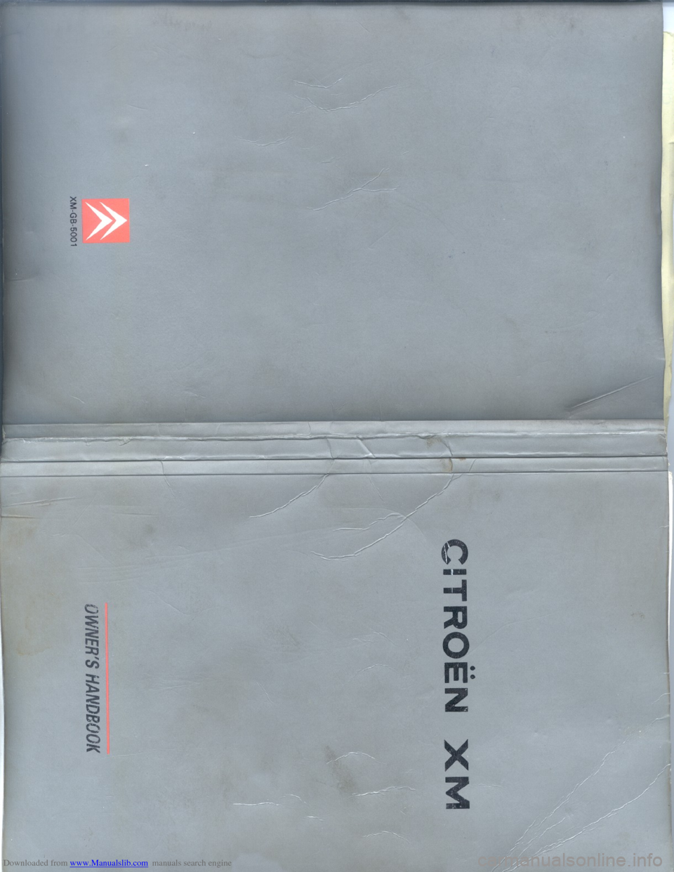 Citroen xm 1993 1g owners manual sciox Gallery