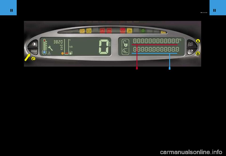 Citroen Xsara Owners Manual