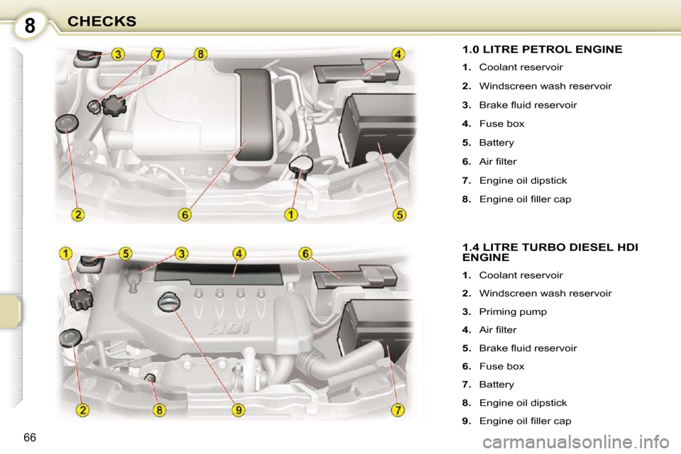 citroen c1 2008 5 1 g owners manual, page 73