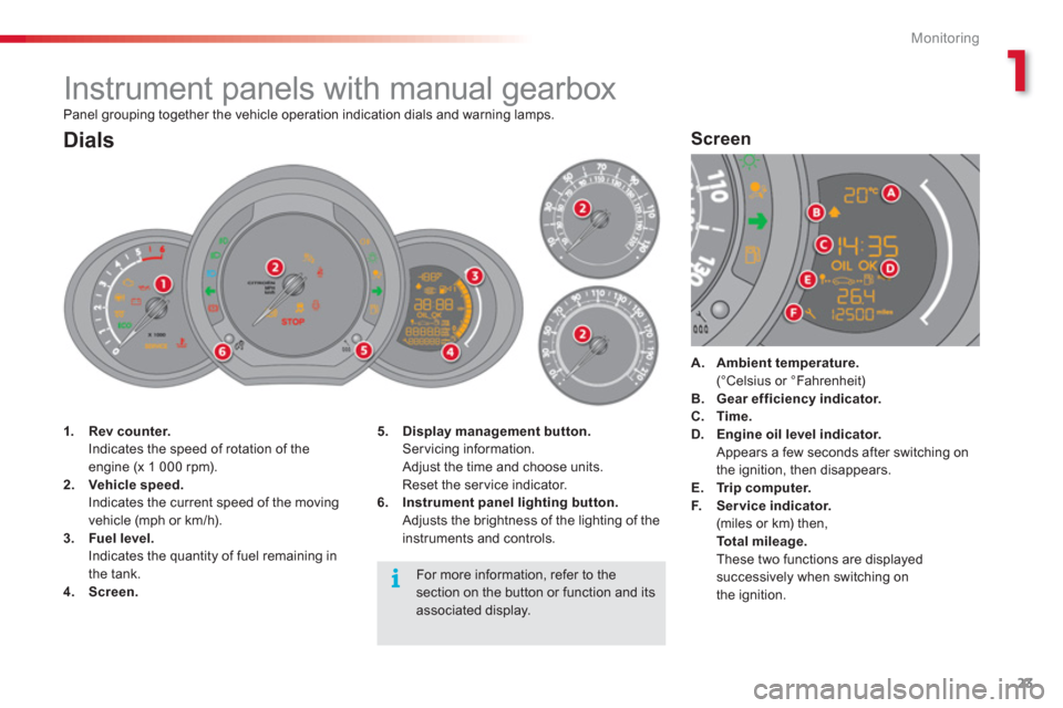 Citroen C3 Engine Management Light Reset