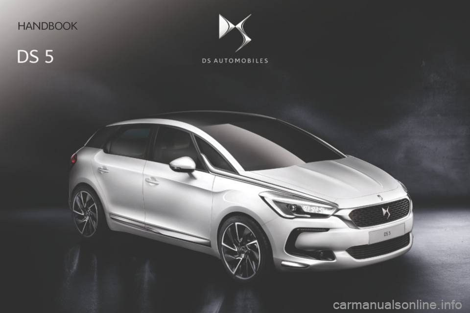 citroen ds5 hybrid 2016 1 g owner 39 s manual. Black Bedroom Furniture Sets. Home Design Ideas