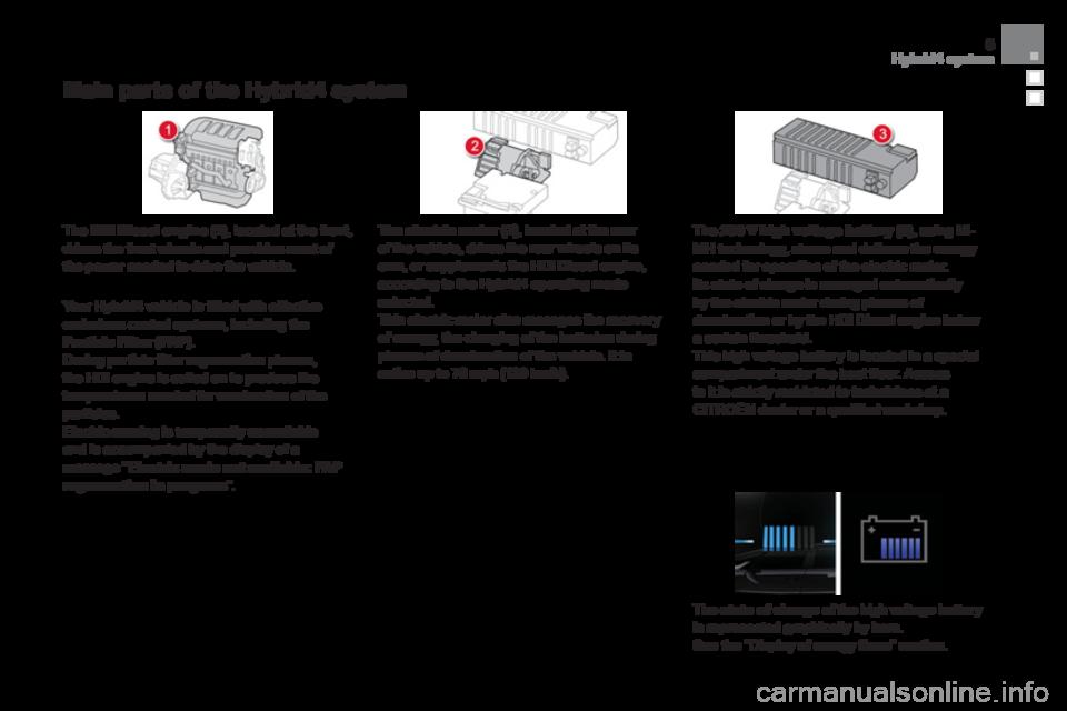 battery Citroen DS5 HYBRID 2016 1 G Owner's Guide
